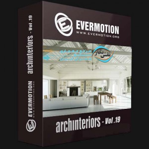 دانلود و فروش Evermotion – Archinteriors Vol.19