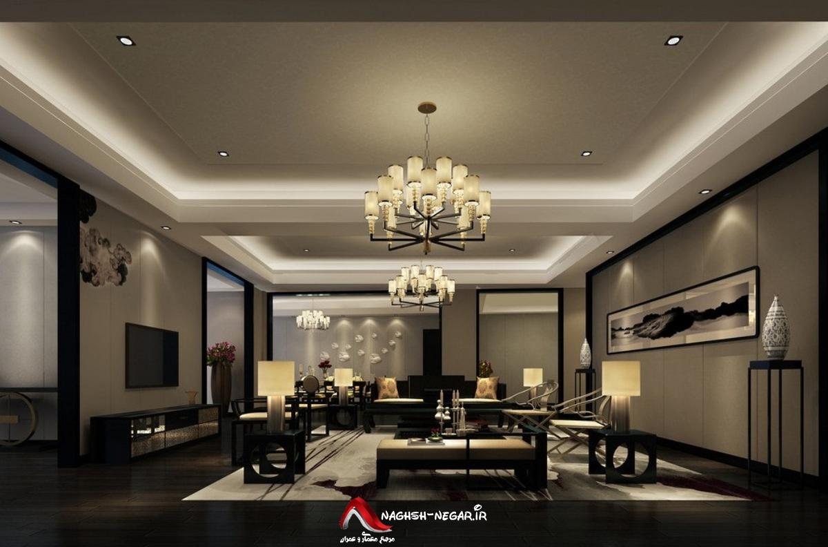 for Apartment lighting design